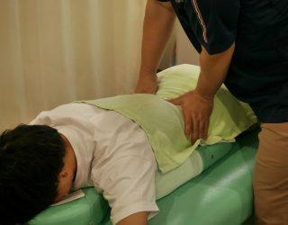 肩こり・腰痛の原因を徹底的に施術